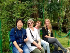 giverny student trip