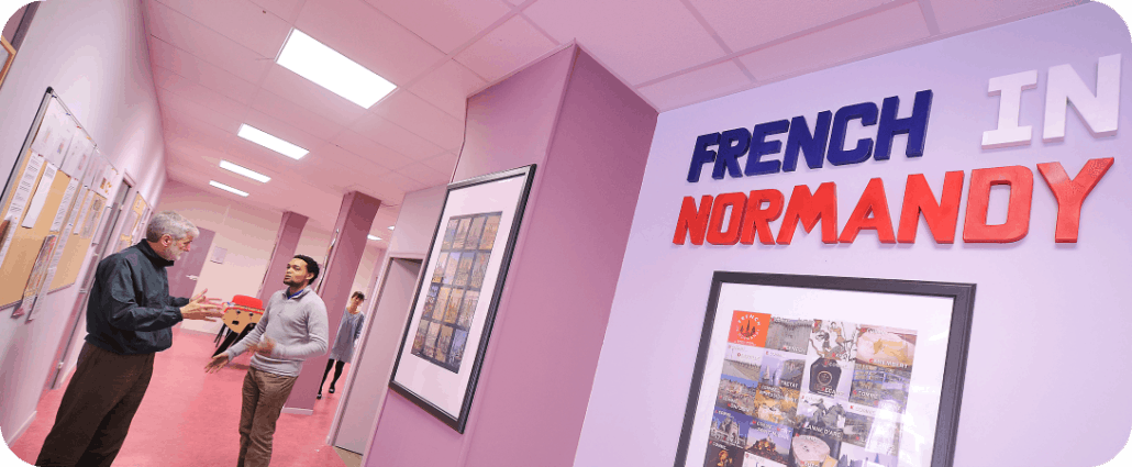 French in Normandy | Consistently voted best French language school