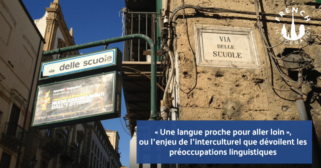les preoccupations linguistiques