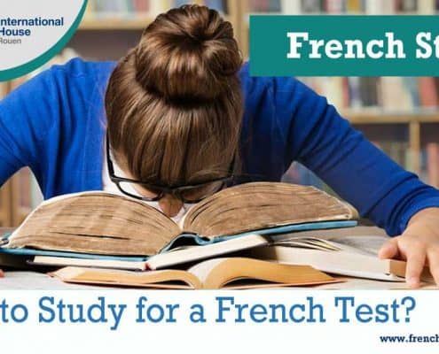 Study for a French Test