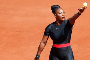 serena williams french