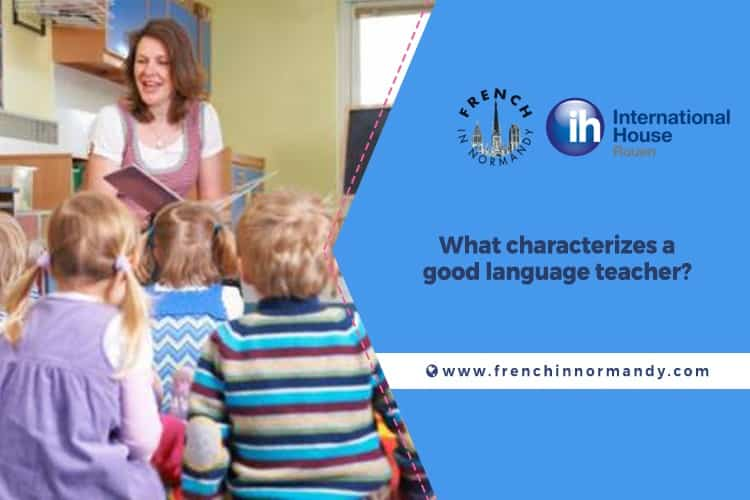 characteristics of a good teacher