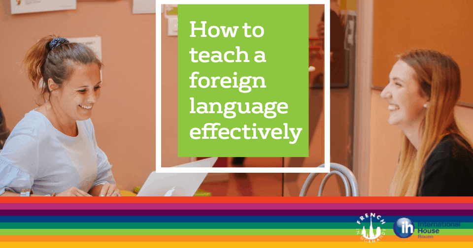 how to teach a foreign language