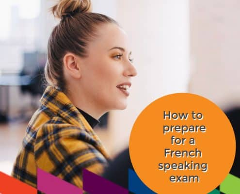 french speaking exam